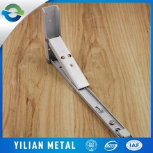 High Quality Cheap Widely Used Copper Shelf Bracket For Glass Shelf