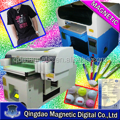 OEM a4 printer/t-shirt printer/flatbed t-shirt printer