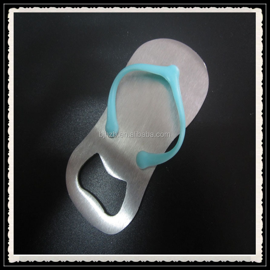 2014 Promotional and novelty design metal keychain bottle opener wedding bottle opener
