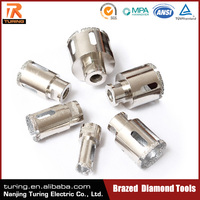 China Professional Diamond Tool Manufacturer High Efficiency Tricone Drill Bit