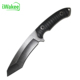 Military Tactical Karambit Hunting Survival Knife Bowie Machete Fixed Balde Knife
