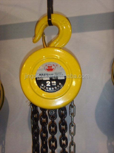 HSZ series little mule chain hoist with high effective for sale.