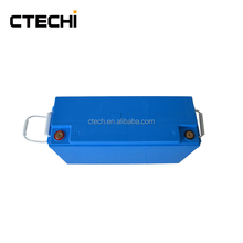 High rate battery LiFePO4 12.8v 150Ah electric car battery