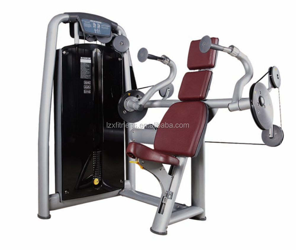 Bodybuilding exercise machine /Triceps Extension/ LZX-2011 / Commercial Fitness Equipment