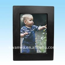 cheap plastic voice message recording photo frame, good choice as promotional item