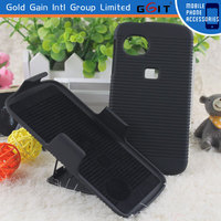 Hot Sell Mobile Phone Holster Case For ZET V809 PC Case With Kickstand And Holster