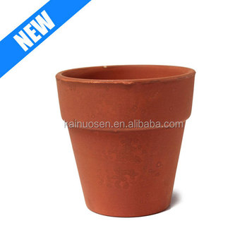 Mini Terracotta Pot Clay Ceramic Pottery Planter Flower
