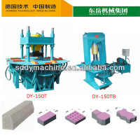 DY-150T used paver block machine