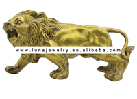 Brass Lion Statue ,Chinese Lion