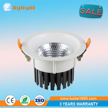 50w high power led chip etl rgbw led downlight 7 inch dimmable led ceiling down light
