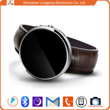 2015 shenzhen factory top smart watch sync for iphone