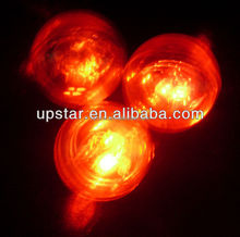 led light up rubber bouncing ball