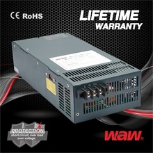 48v 20.8a 1000w S-1000-48 ac to dc 110V/220V Switching Power Supply CCTV power supply with CE ROHS approved