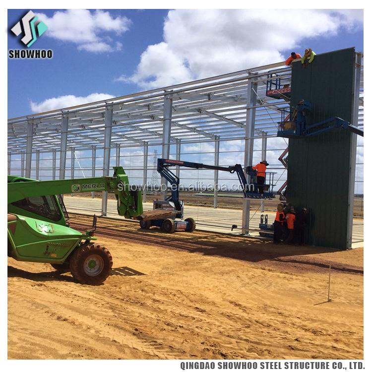 Metal Warehouse Design Prefabricated Barns