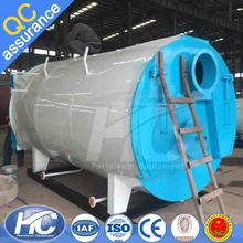 ISO9001 Certification Steam Generating Unit / Steam Raising Unit /Steam Boiler for Wellhead Natural Gas Testing