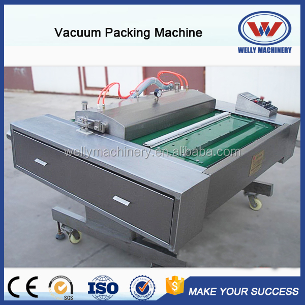 continuous system meat packing machine/vacuum packing machine meat