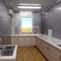 container housing units for kitchen