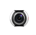 New private design waterproof 4K Wifi 1080P/fps LCD 220D Lens Cam full hd 360 degree sport action camera DV for swimming