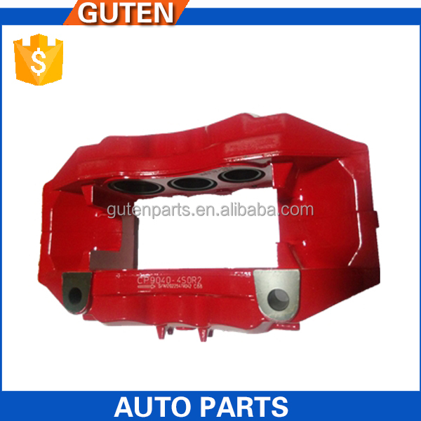 Taizhou GutnTop 3D Red Style Car Universal Disc Brake Caliper Covers Front & Rear