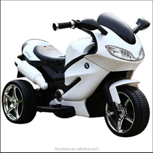 2017 New design luxurious chinese kids car 3 wheel electric motorcycle