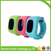 Wholesale factory price emergency phone sos elderly kids watch phone