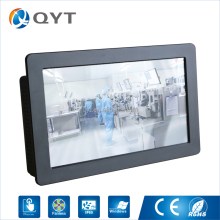 12 inch 1280*800 rugged touch screen fanless embedded panel pc with rs232 rs485 usb port
