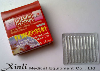 Sterile Acupuncture product, Acupuncture Needle