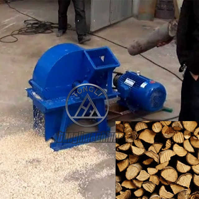 High quality and Hot selling used wood chip crusher