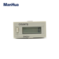 Manhua DHC3J Self Power Supply 6 digits Digital Counter