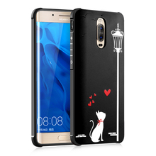2017 New Fashion Cell Phone Case Painting phone case for huawei mate 9 case