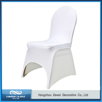 Standard Banquet Chair with arch Spandex Chair Cover