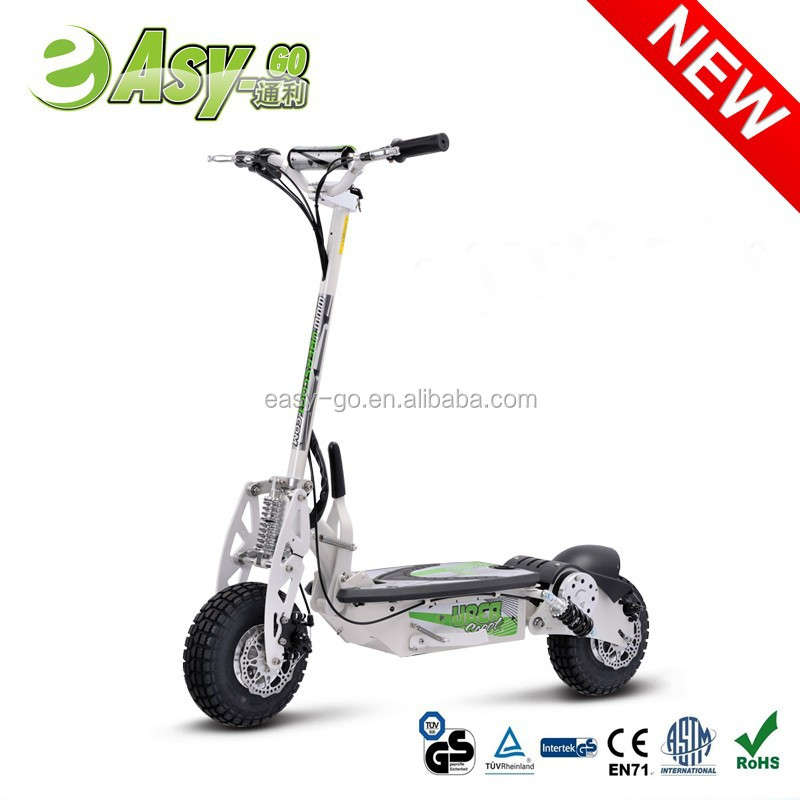 Easy-go Uberscoot/SXT/EVO solo wheel electric scooter 1000w 36v/48v with CE/RoHS/EEC certificate hot on sale