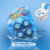 1,2,4,5,6,9pcs eco-friendly Automatic Toilet Bowl Cleaner figure aroma blue solid toilet dedodorant cleaning blocks
