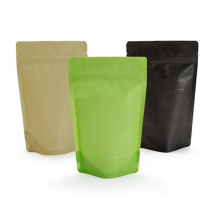 Stand up zipper pouch/food grade plastic food bags/zip lock bag for food packaging