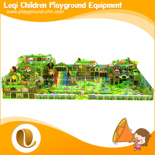>Attractive design colorful soft forest theme amusement park equipment kids games playground equipment indoor