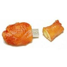 chicken leg usb flash drive