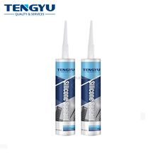 Glass silicone sealant for windows doors ultra bond