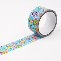 INTERWELL CBT30 Colored Tape, Custom Fashion Design Duct Tape for Sale