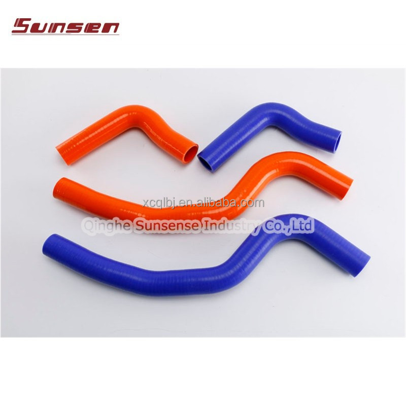 High performance universal and customed car/motorcycle color silicone rubber radiator <strong>hose</strong>