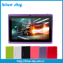 Google android 4.2 tablet pc, 7 inch TP707 quad core multi touch screen tablet 1gb ram 8gb rom mid tab laptop
