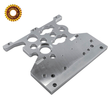 Shenzhen OEM CNC metal machining parts aluminum stainless steel laser cutting service