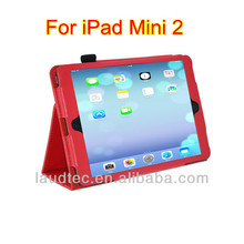 For iPad Mini 2 Case, PU Leather Smart Case for iPad mini 2 Housing