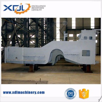 Custom OEM Heavy-duty Structural Components Fabricator