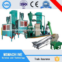 ISO & CE certification high quality computer parts cpu scrap recycling machine for hot sale