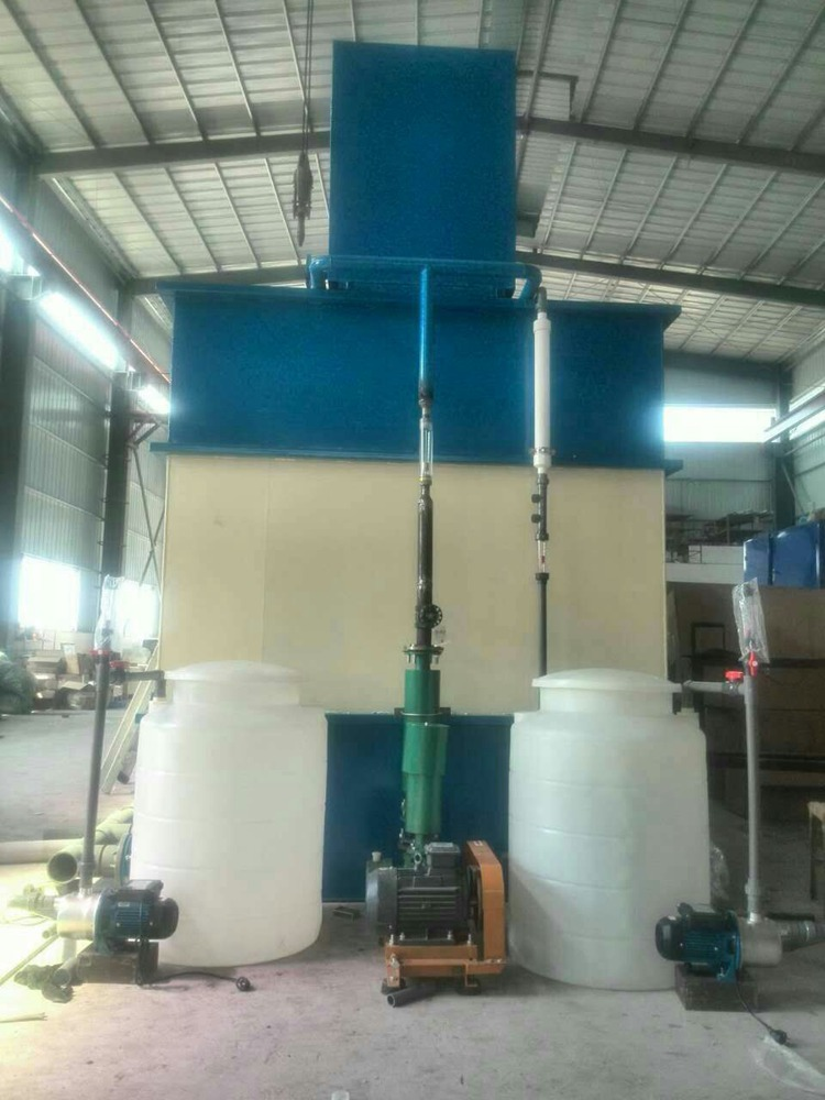 Mini Beverage Enzymes Integrated Waste Water Filtration System Treatment Plant Machine Project Implementation
