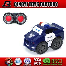 4CH full function radio control cartoon plastic rc car toy with sound