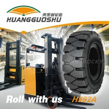 28x9-15 8.15-15 solid tire for forklift
