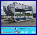 new prefab flat pack container coffee shop for sale