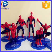 New China products hot selling marvel PVC figure spiderman figure for wholesale