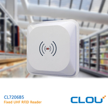 UHF RFID temperature transponder reader for cold chain
